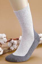 Antyzapachowy zdrowotny pakiet 10 par frotte Medic Deo Cotton w tym jedna para gratis!
